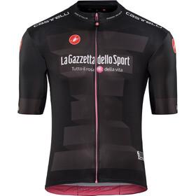 Castelli Giro d'Italia #102 Squadra Koszulka kolarska, krótki rękaw Mężczyźni czarny
